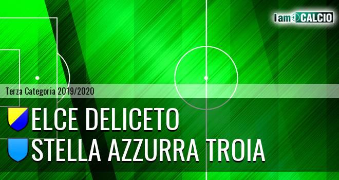 Elce Deliceto - Stella Azzurra Troia
