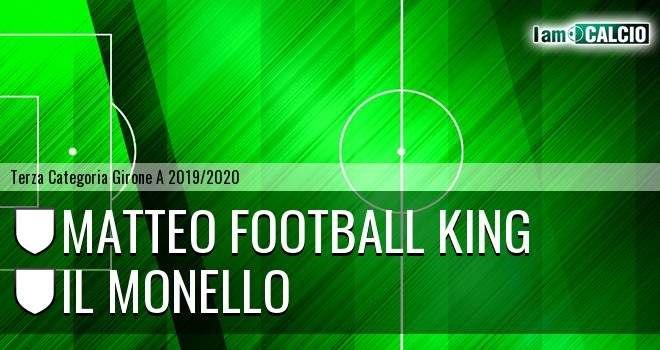 Matteo Football King - Il Monello