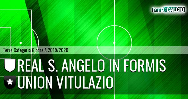 Real S. Angelo in Formis - Union Vitulazio