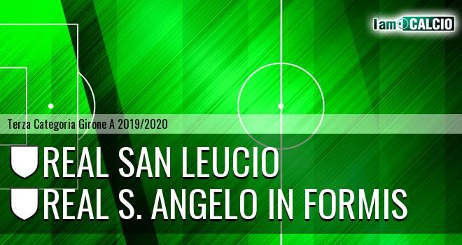 Real San Leucio - Real S. Angelo in Formis