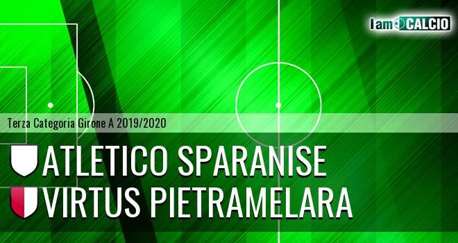 Atletico Sparanise - Virtus Pietramelara