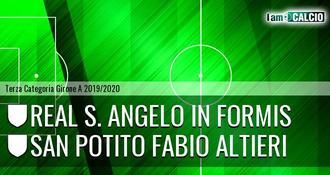 Real S. Angelo in Formis - San Potito Fabio Altieri