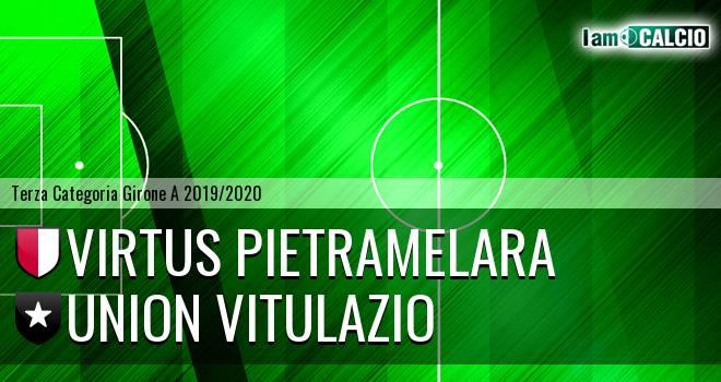 Virtus Pietramelara - Union Vitulazio