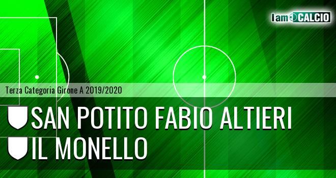San Potito Fabio Altieri - Il Monello