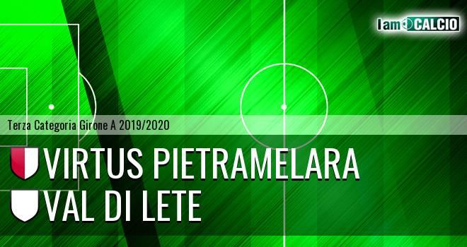 Virtus Pietramelara - Val di Lete