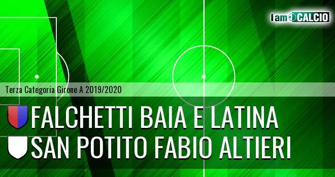 Falchetti Baia e Latina - San Potito Fabio Altieri