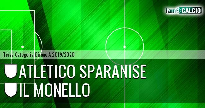 Atletico Sparanise - Il Monello