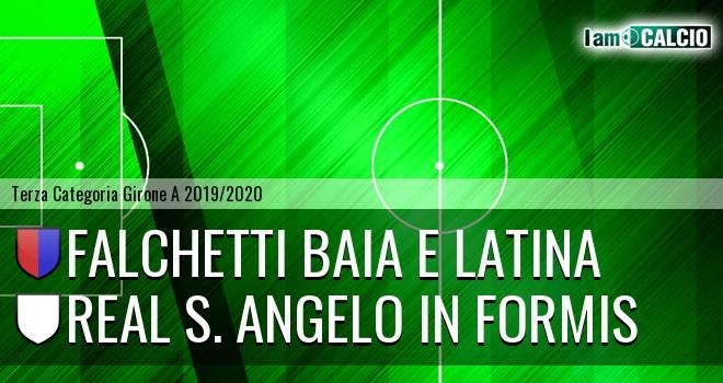 Falchetti Baia e Latina - Real S. Angelo in Formis