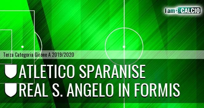 Atletico Sparanise - Real S. Angelo in Formis