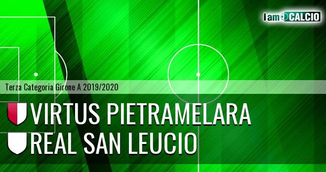Virtus Pietramelara - Real San Leucio