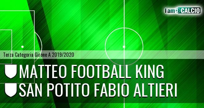 Matteo Football King - San Potito Fabio Altieri