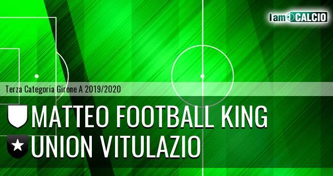 Matteo Football King - Union Vitulazio