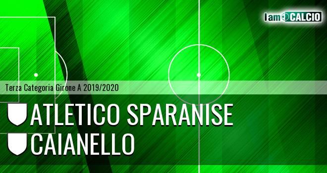 Atletico Sparanise - Caianello