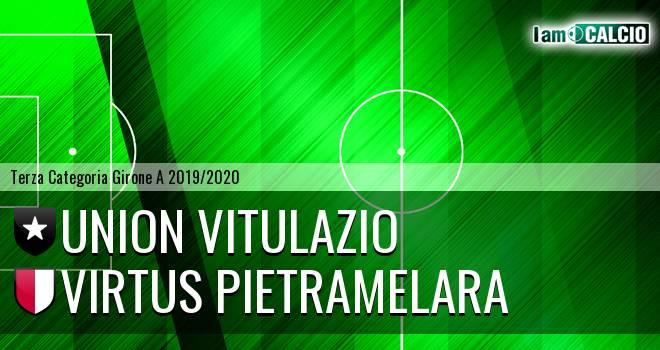 Union Vitulazio - Virtus Pietramelara