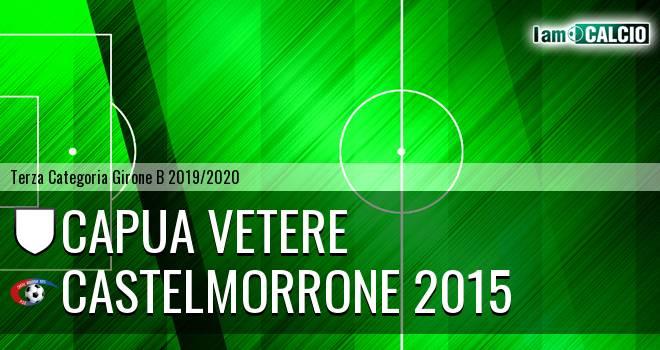 Capua Vetere - Castelmorrone 2015