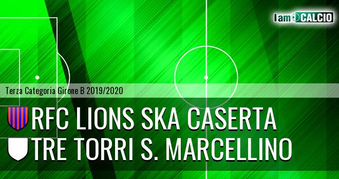 RFC Lions Ska Caserta - Tre Torri S. Marcellino