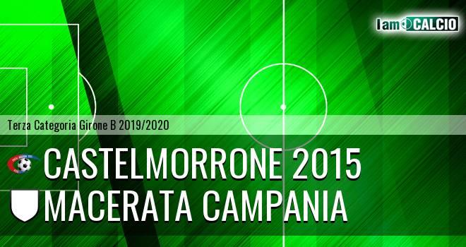 Castelmorrone 2015 - Macerata Campania