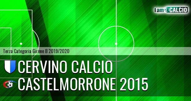 Cervino Calcio - Castelmorrone 2015