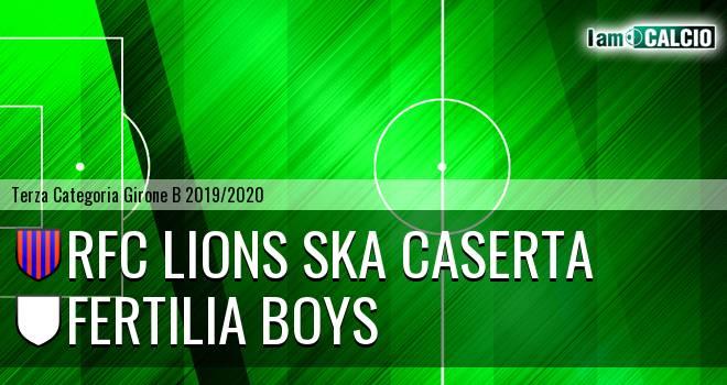 RFC Lions Ska Caserta - Fertilia Boys