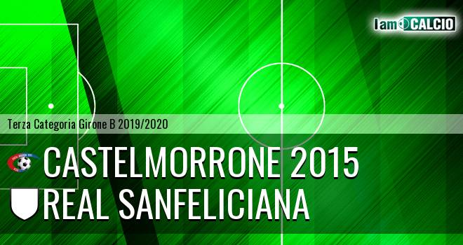Castelmorrone 2015 - Nuova Sanfeliciana