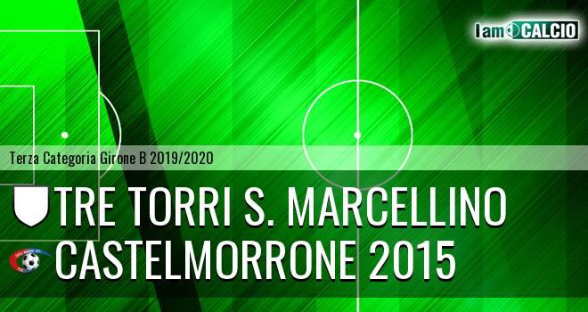 Tre Torri S. Marcellino - Castelmorrone 2015