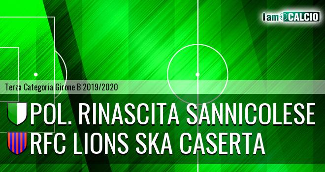 Pol. Rinascita Sannicolese - RFC Lions Ska Caserta