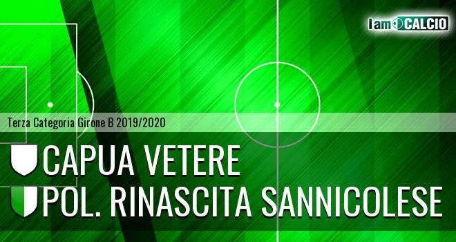 Capua Vetere - Pol. Rinascita Sannicolese