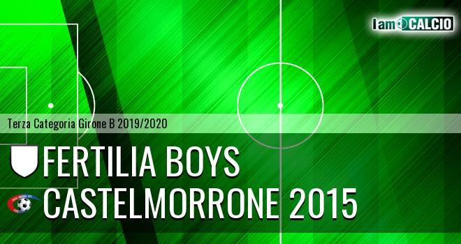 Fertilia Boys - Castelmorrone 2015