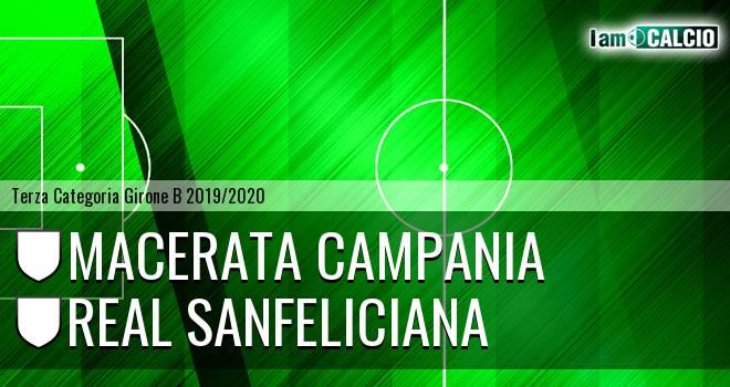Macerata Campania - Nuova Sanfeliciana