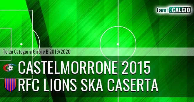 Castelmorrone 2015 - RFC Lions Ska Caserta