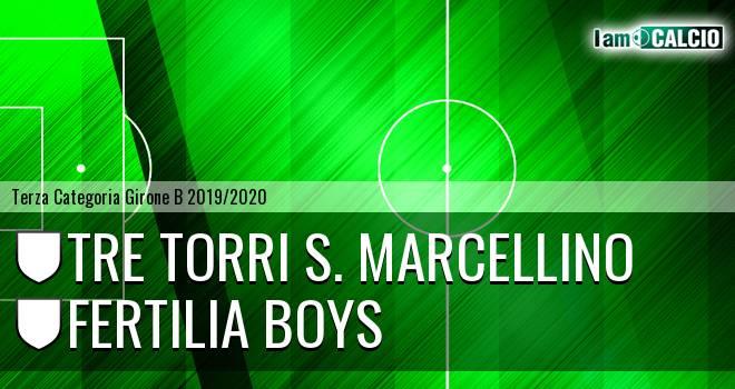 Tre Torri S. Marcellino - Fertilia Boys