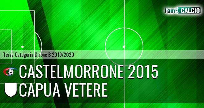 Castelmorrone 2015 - Capua Vetere