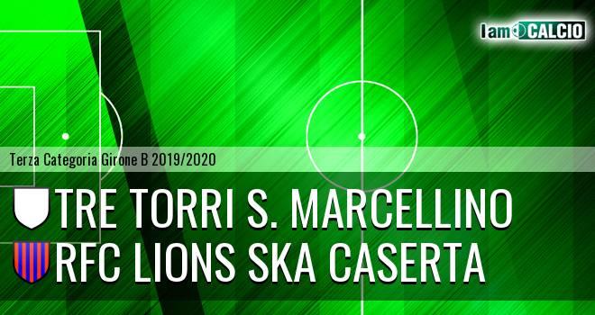 Tre Torri S. Marcellino - RFC Lions Ska Caserta