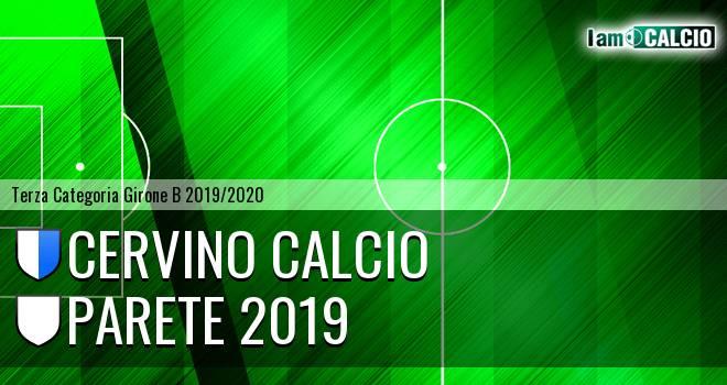 Cervino Calcio - Parete 2019