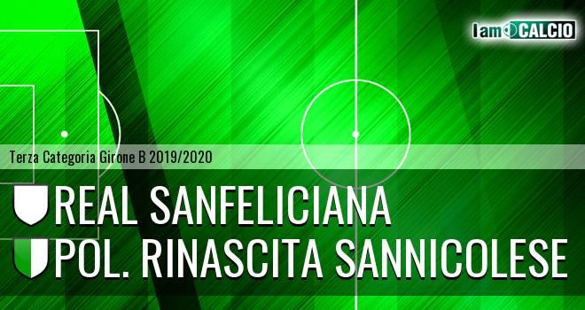 Nuova Sanfeliciana - Pol. Rinascita Sannicolese