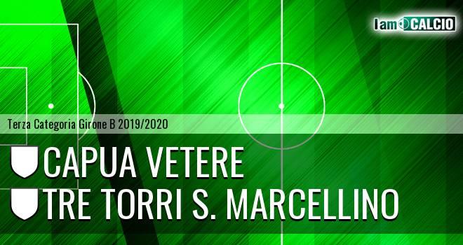 Capua Vetere - Tre Torri S. Marcellino