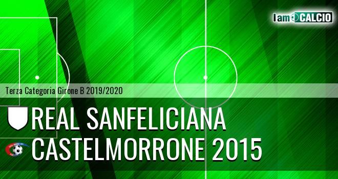Nuova Sanfeliciana - Castelmorrone 2015