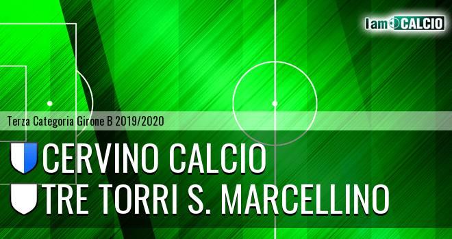 Cervino Calcio - Tre Torri S. Marcellino