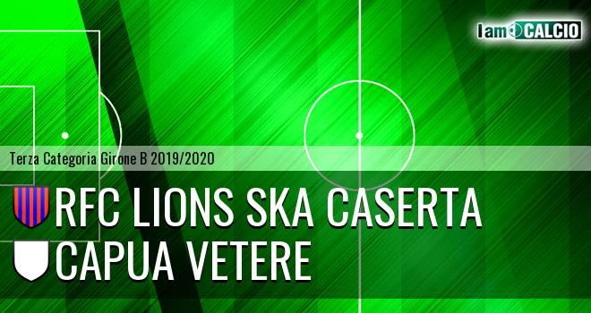 RFC Lions Ska Caserta - Capua Vetere