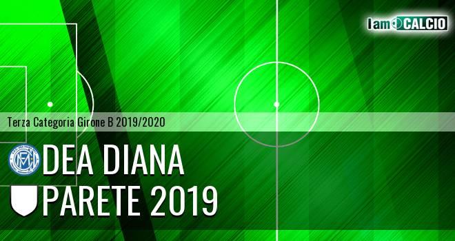 Dea Diana - Parete 2019