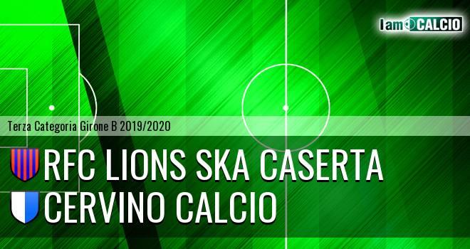RFC Lions Ska Caserta - Cervino Calcio