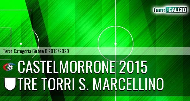 Castelmorrone 2015 - Tre Torri S. Marcellino