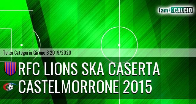 RFC Lions Ska Caserta - Castelmorrone 2015
