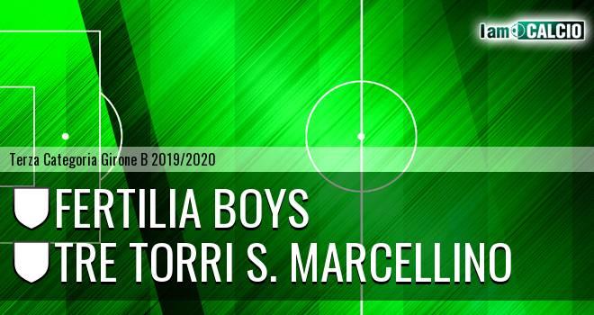 Fertilia Boys - Tre Torri S. Marcellino