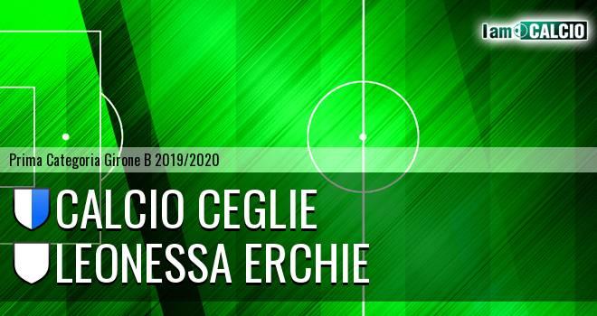 Calcio Ceglie - Leonessa Erchie