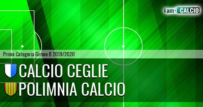 Calcio Ceglie - Polimnia Calcio