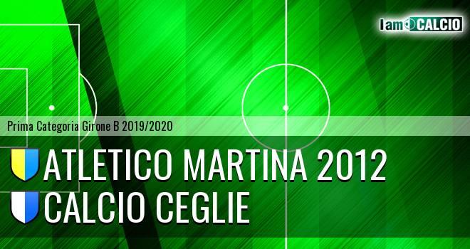 Atletico Martina 2012 - Calcio Ceglie