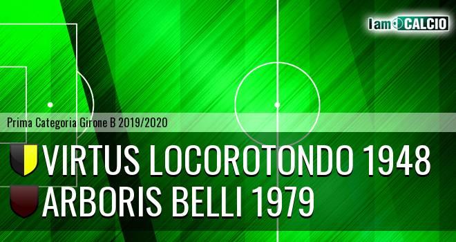 Virtus Locorotondo 1948 - Arboris Belli 1979