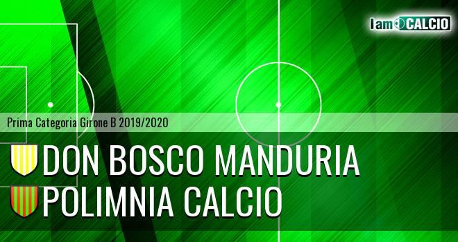 Don Bosco Manduria - Polimnia Calcio