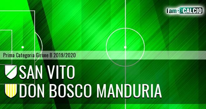 San Vito - Don Bosco Manduria